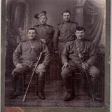 """I-ая городская военно-патриотическая игра """"Мой предок был казак"""""""