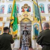 Праздничная литургия в честь Алексия человека Божия, небесного покровителя забайкальских казаков