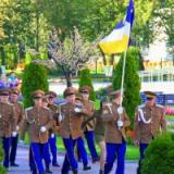 Слет казачьей молодежи Забайкальского казачьего войска