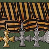 Открытие мемориальной доски полным Георгиевским кавалерам Верхнеудинского казачьего полка ЗКВ