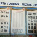 Экспозиция памяти о Великой Отечественной войне 1941-1945 гг.
