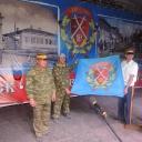 Передача флага Фестиваля Кабанскому району.