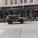 Военный парад в Нью-Йорке. Что-то до боли родное